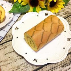 花生酱蛋糕卷