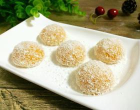 红薯糯米糍[图]