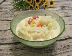 牛奶花椰菜