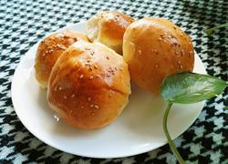 红豆沙小餐包