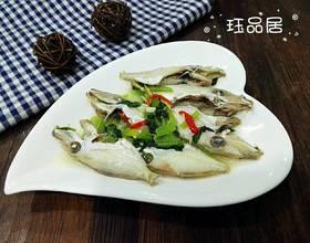 剥皮鱼煮芹菜[图]