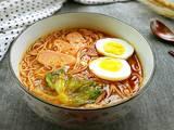 香辣酸汤面的做法[图]