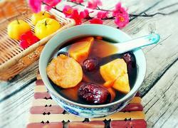 番薯红枣甜汤