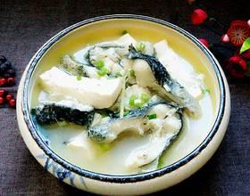 豆腐黑鱼汤[图]