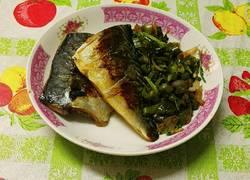 杭椒煎鲭鱼
