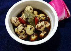 五香鹌鹑卤蛋