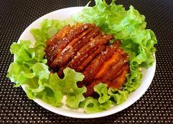 南瓜米粉蒸肉