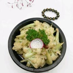 石锅台湾花菜