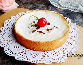 葡萄干天使蛋糕[图]