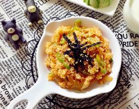 五花肉韩式泡菜炒饭[图]
