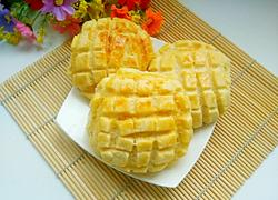果酱菠萝包