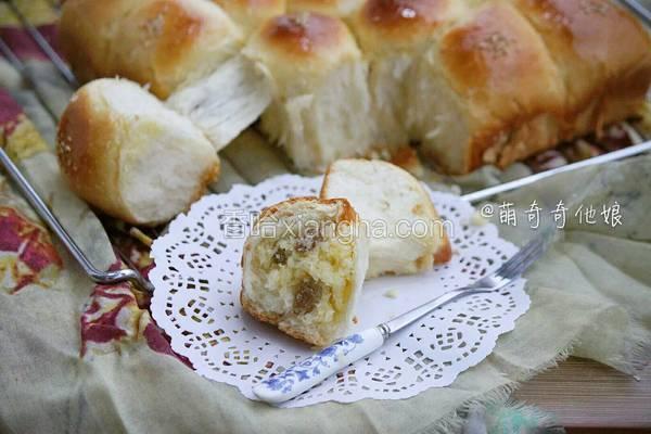 炼奶椰蓉小餐包