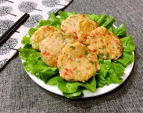 土豆鲜虾饼[图]