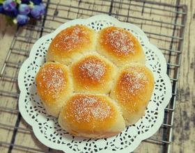 紫薯馅椰蓉酸奶小面包