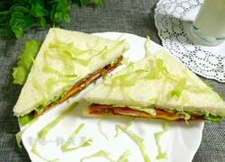 简易三明治