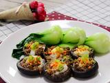 香菇蒸鹌鹑蛋的做法[图]