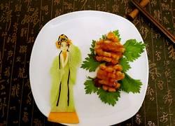 糖醋菊花鱼