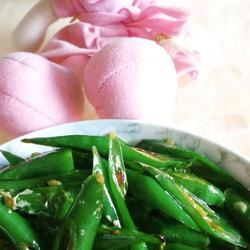 清炒二斤条(辣椒)