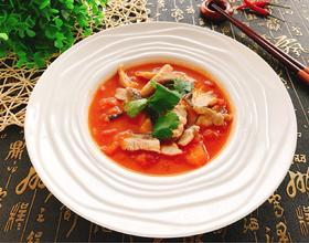 番茄黑鱼汤[图]