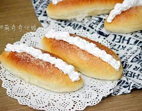 砂糖奶油面包