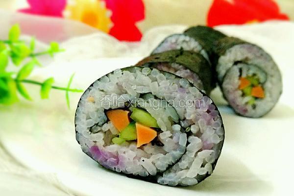 紫菜卷(简易版)