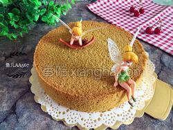 抹茶蛋糕的做法图解16