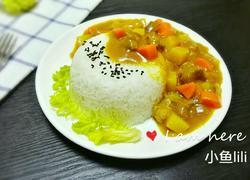 牛腩咖喱饭