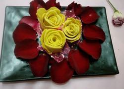 鸡蛋黄玫瑰