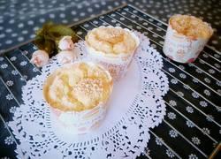 椰蓉纸杯蛋糕