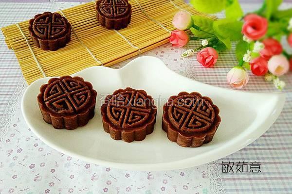 甜蜜红豆糕