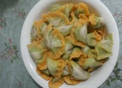 自制蔬菜水饺