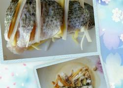 宝宝辅食清蒸鲈鱼