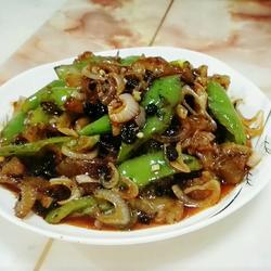 辣炒牛蹄筋的做法[图]