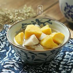 番薯芋头糖水的做法[图]