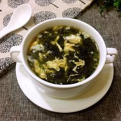 紫菜鸡蛋汤的做法[图]