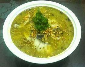 特色乌鱼汤