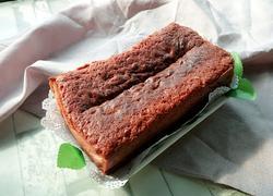 红丝绒香蕉磅蛋糕