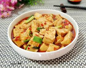 老干妈烧豆腐[图]