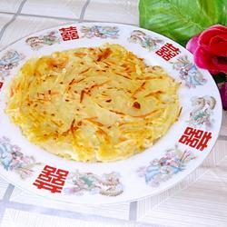香煎土豆丝饼的做法[图]