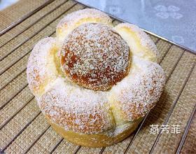 椰蓉五连面包
