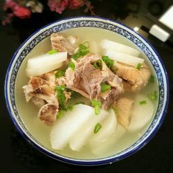 萝卜大骨汤