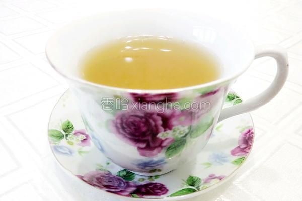蜂蜜柚子茶的做法