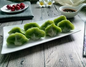 百财荠菜饺子