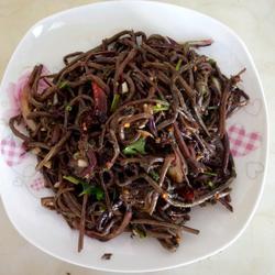 拌蕨菜(猴腿儿