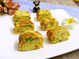 蔬菜鸡蛋卷的做法[图]