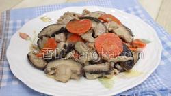 香菇炒肉的做法图解37