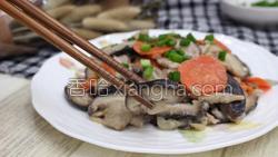 香菇炒肉的做法图解38