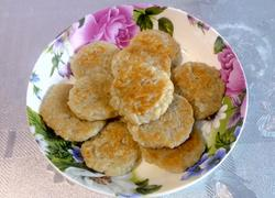 糯米藕香饼