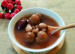 花生红枣桂圆汤