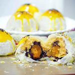 麻薯蛋黄酥